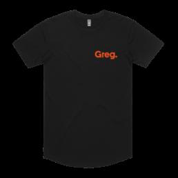 Greg Tee Black
